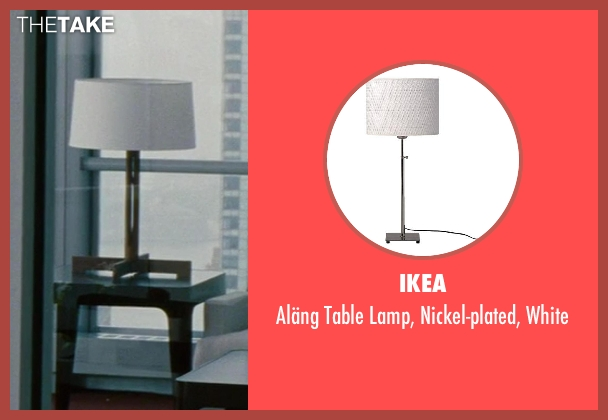 Ikea Grundtal Rail Diameter ~ Ikea white white from The Other Woman seen with Cameron Diaz (Carly