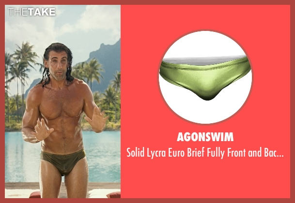 AgonSwim green lined from Couple's Retreat seen with Carlos Ponce (Salvadore)