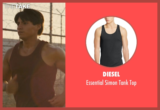 Diesel black top from McFarland, USA seen with Carlos Pratts (Thomas)