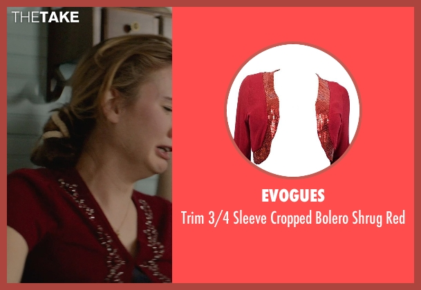 eVogues red red from The Best of Me seen with Caroline Goodall