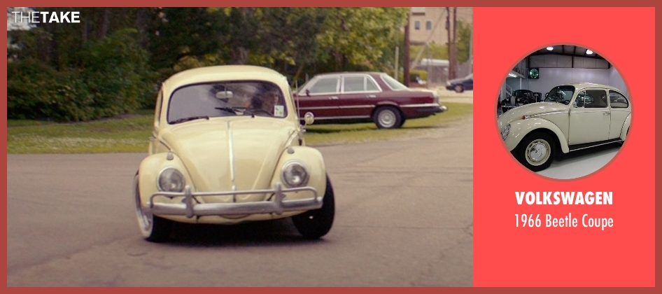 Volkswagen coupe from The Best of Me seen with Caroline Hebert (Young April)