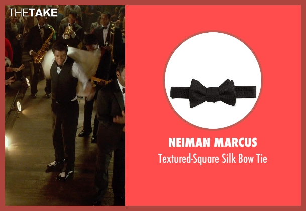 Neiman Marcus black tie from Get On Up seen with Chadwick Boseman (James Brown)
