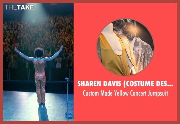 Sharen Davis (Costume Designer) jumpsuit from Get On Up seen with Chadwick Boseman (James Brown)