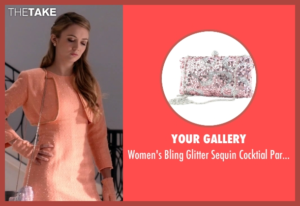 Your Gallery pink purse from Scream Queens seen with Chanel #3 (Billie Lourd)
