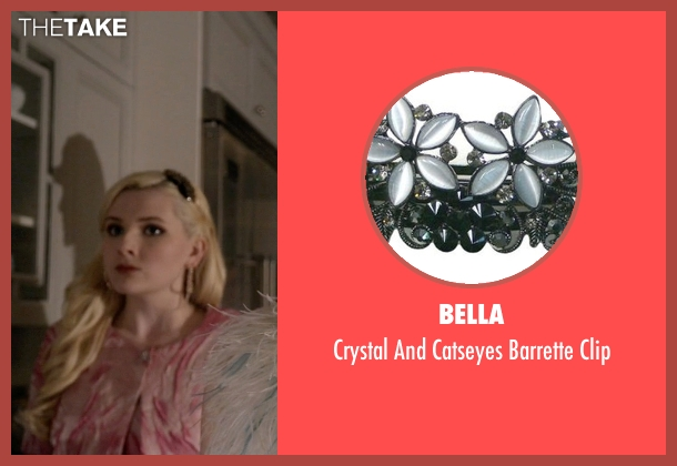 Bella clip from Scream Queens seen with Chanel #5 (Abigail Breslin)