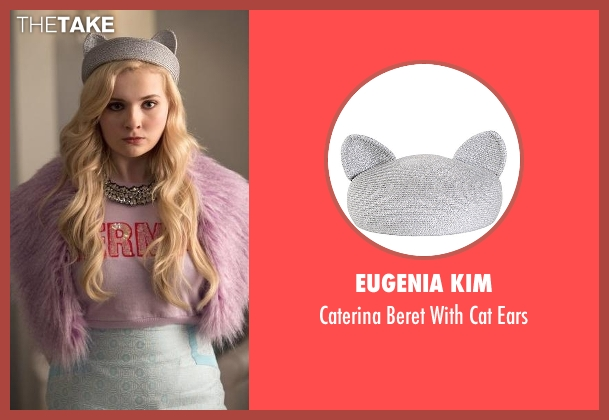Eugenia Kim Caterina Beret With Cat Ears