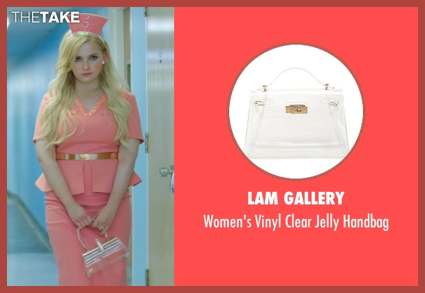 Lam Gallery handbag from Scream Queens seen with Chanel #5 (Abigail Breslin)