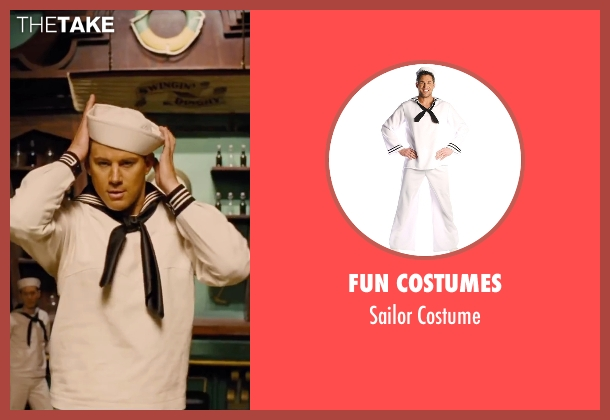 Fun Costumes costume from Hail, Caesar! seen with Channing Tatum (Burt)