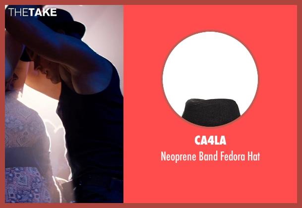 CA4LA black hat from Magic Mike XXL seen with Channing Tatum (Magic Mike)