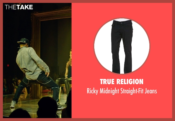 True Religion black jeans from Magic Mike XXL seen with Channing Tatum (Magic Mike)