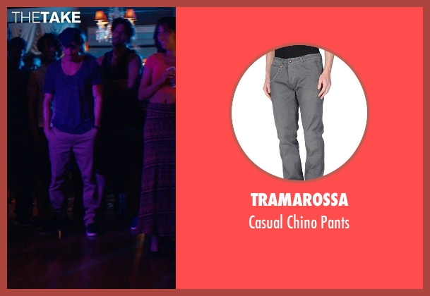 Tramarossa gray pants from Magic Mike XXL seen with Channing Tatum (Magic Mike)