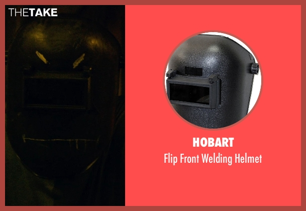 Hobart helmet from Magic Mike XXL seen with Channing Tatum (Magic Mike)