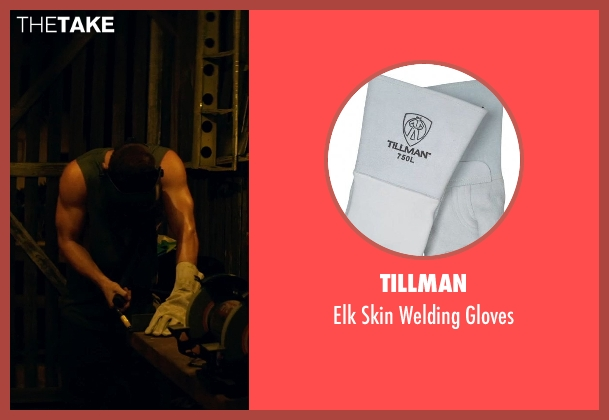 Tillman white gloves from Magic Mike XXL seen with Channing Tatum (Magic Mike)