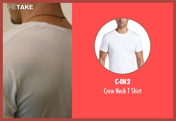 C-In2 white shirt from Magic Mike XXL seen with Channing Tatum (Magic Mike)