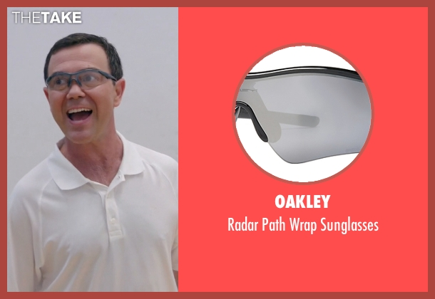 Oakley sunglasses from Brooklyn Nine-Nine seen with Charles Boyle (Joe Lo Truglio)