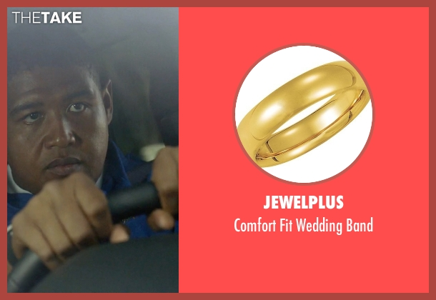 Jewelplus yellow band from Ballers seen with Charles Greane (Omar Benson Miller)