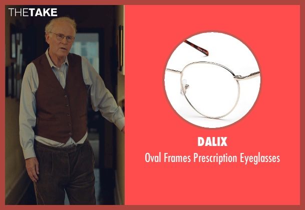 Dalix eyeglasses from While We're Young seen with Charles Grodin (Leslie)