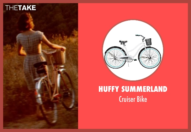 Huffy Summerland bike from The Hundred-Foot Journey seen with Charlotte Le Bon (Marguerite)