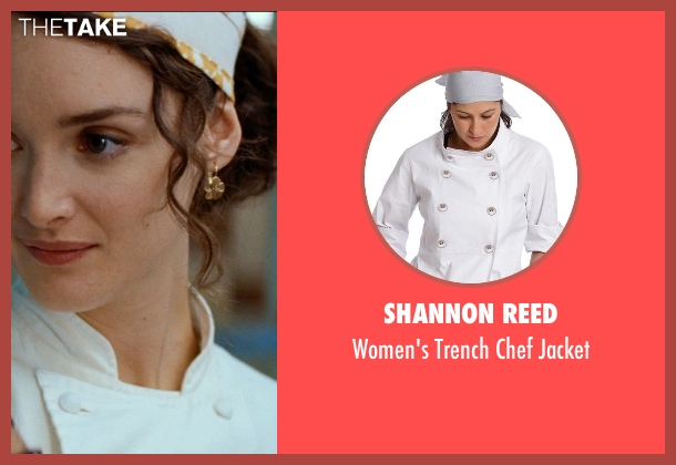 Shannon Reed jacket from The Hundred-Foot Journey seen with Charlotte Le Bon (Marguerite)