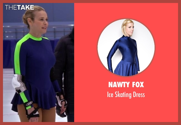 Nawty Fox dress from Chelsea seen with Chelsea Handler