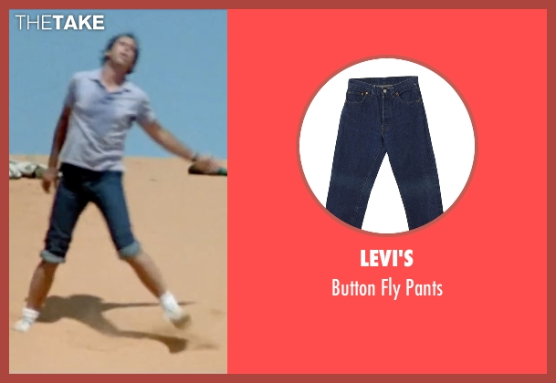 Levi's blue pants from Vacation seen with Chevy Chase (Clark Griswold)