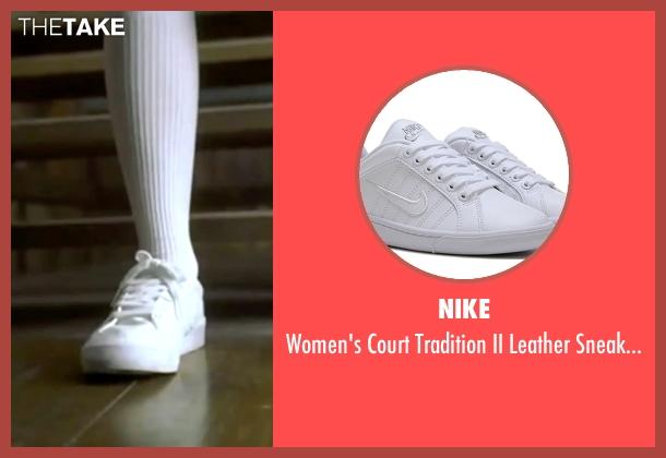 the latest 24218 eb61a ... Nike white sneakers from Kill Bill  Vol. 1 seen with Chiaki Kuriyama  (Gogo ...