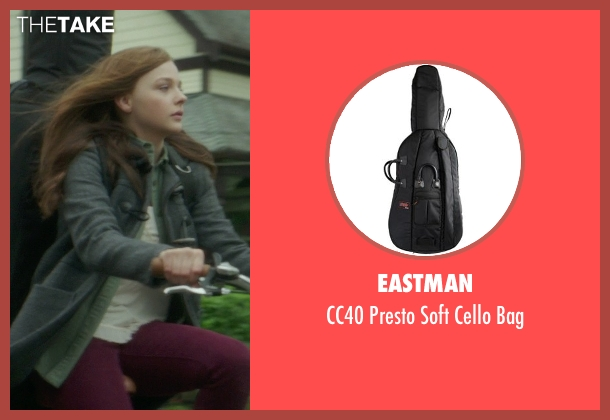 Eastman bag from If I Stay seen with Chloë Grace Moretz (Mia Hall)