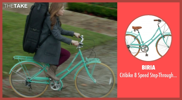 Biria bicycle from If I Stay seen with Chloë Grace Moretz (Mia Hall)
