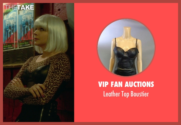 VIP Fan Auctions black boustier from If I Stay seen with Chloë Grace Moretz (Mia Hall)