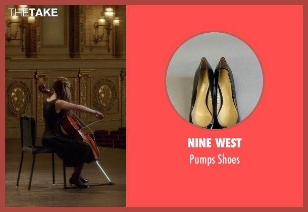 Nine West black shoes from If I Stay seen with Chloë Grace Moretz (Mia Hall)