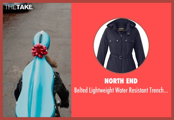 North End blue jacket from If I Stay seen with Chloë Grace Moretz (Mia Hall)