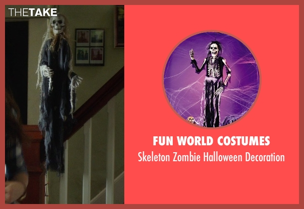 Fun World Costumes decoration from If I Stay seen with Chloë Grace Moretz (Mia Hall)