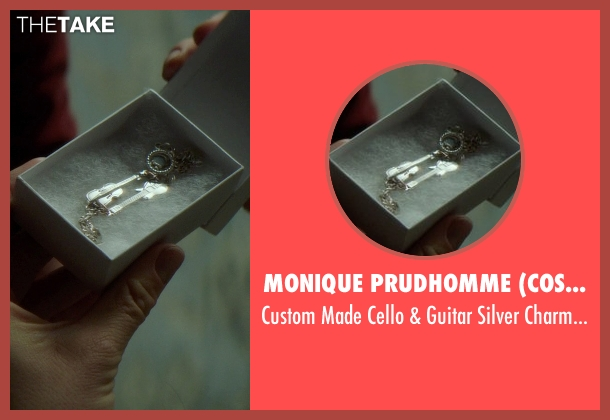 Monique Prudhomme (Costume Designer) silver bracelet from If I Stay seen with Chloë Grace Moretz (Mia Hall)