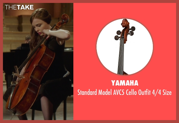 Yamaha size from If I Stay seen with Chloë Grace Moretz (Mia Hall)