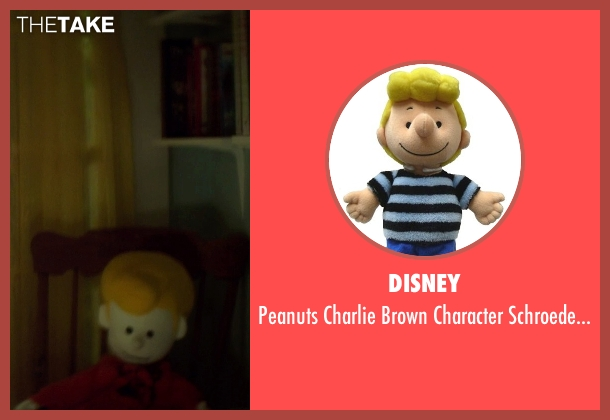 Disney toy from If I Stay seen with Chloë Grace Moretz (Mia Hall)