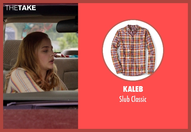 Kaleb classic from Laggies seen with Chloë Grace Moretz (Annika)
