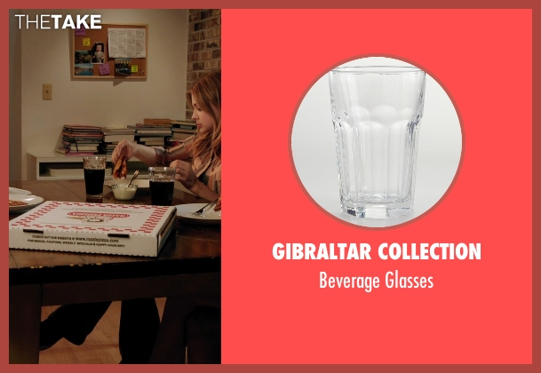 Gibraltar Collection glasses from Laggies seen with Chloë Grace Moretz (Annika)