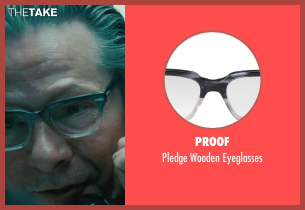 Proof black eyeglasses from The Town seen with Chris Cooper (Stephen MacRay)