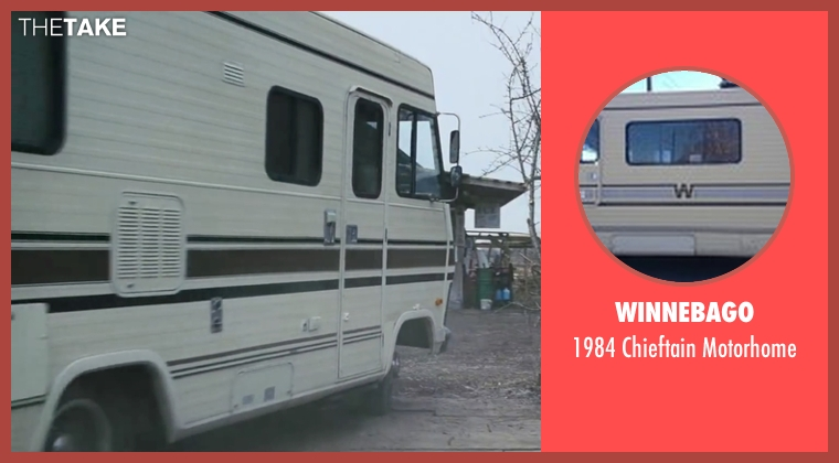 Winnebago motorhome from Cabin in the Woods seen with Chris Hemsworth (Curt)