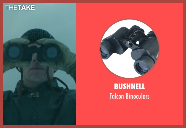 Bushnell binoculars from The Finest Hours seen with Chris Pine (Bernie Webber)