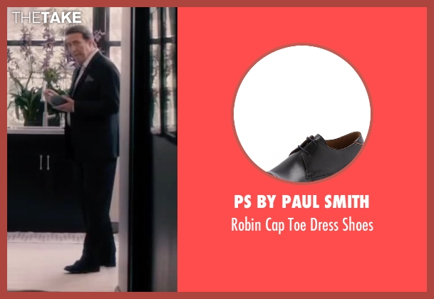 PS by Paul Smith black shoes from The Disappearance of Eleanor Rigby seen with Ciarán Hinds (Spencer Ludlow)