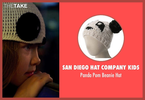 San Diego Hat Company Kids hat from No Escape seen with Claire Geare (Beeze Dwyer)
