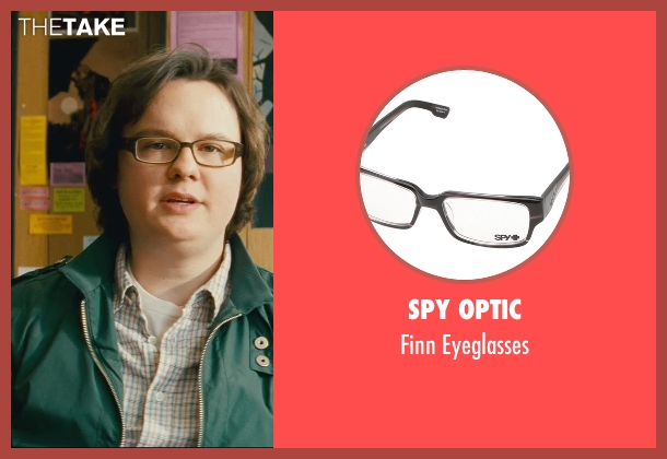 Spy Optic black eyeglasses from Kick-Ass seen with Clark Duke (Marty)
