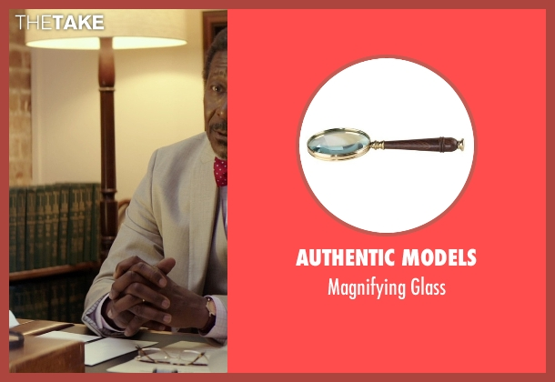 Authentic Models glass from The Best of Me seen with Clarke Peters (Morgan Dupree)