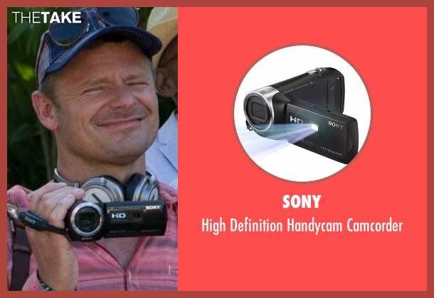 Sony camcorder from Mad Dogs seen with Cobi (Steve Zahn)