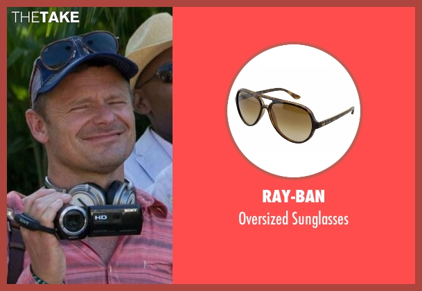 Ray-Ban sunglasses from Mad Dogs seen with Cobi (Steve Zahn)