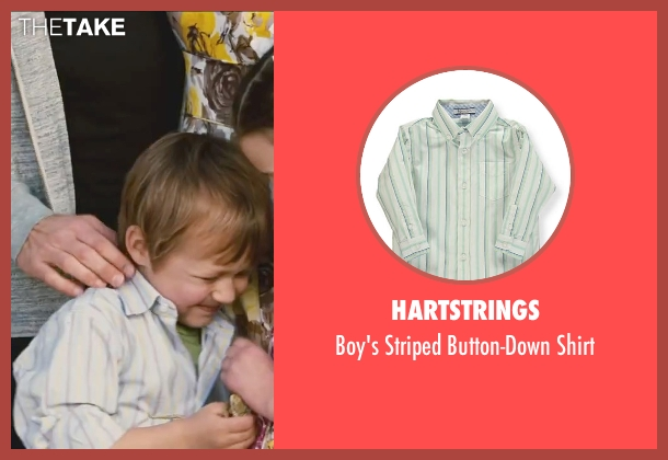 Hartstrings white shirt from Little Fockers seen with Colin Baiocchi (Henry Focker)