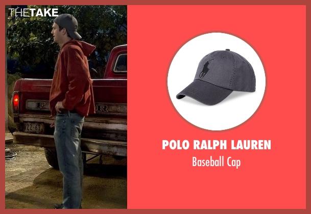 Kangol gray cap from The Ranch seen with Colt Bennett (Ashton Kutcher)