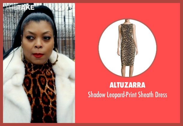 Altuzarra dress from Empire seen with Cookie Lyon (Taraji P. Henson)