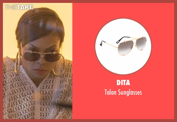 DITA sunglasses from Empire seen with Cookie Lyon (Taraji P. Henson)